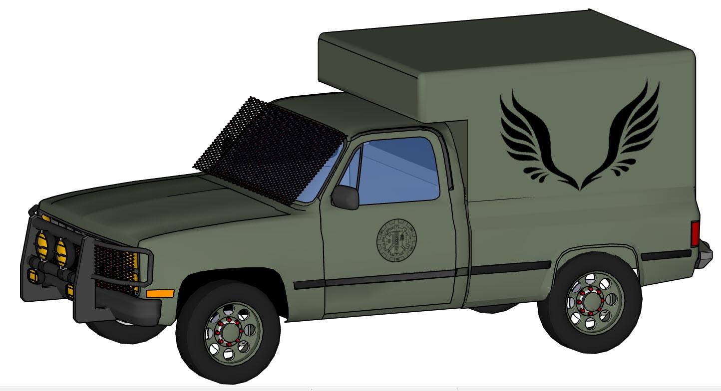 Stealth Camper