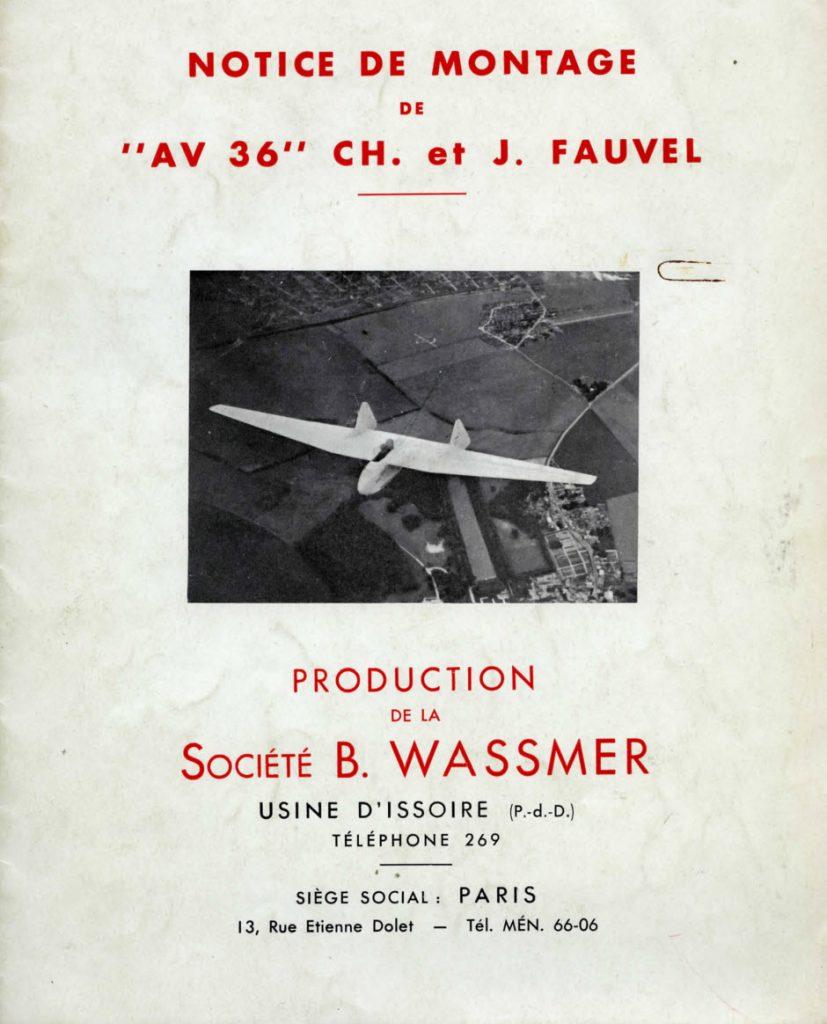 AV-36 Plans